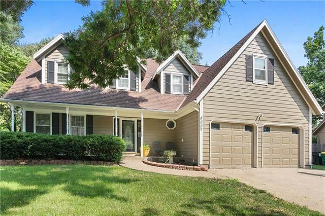 8009 Lichtenauer Drive, Lenexa, KS 66219 (#2323894) :: Eric Craig Real Estate Team