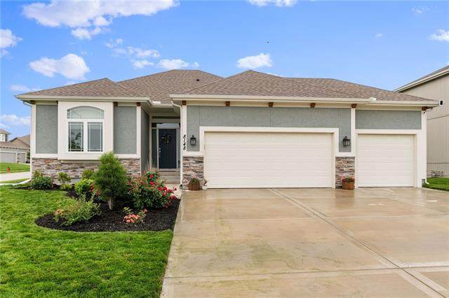 8148 NW 89th Terrace, Kansas City, MO 64153 (#2323898) :: Edie Waters Network