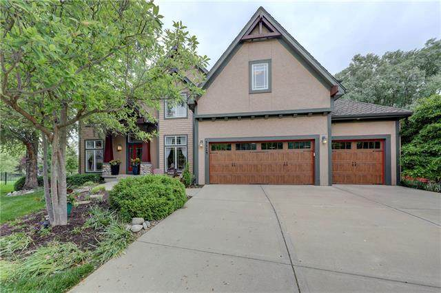 5514 W 147 Terrace, Overland Park, KS 66223 (MLS #2324010) :: Stone & Story Real Estate Group