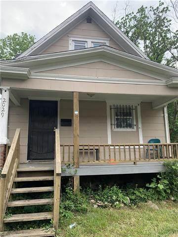 2029 Quincy Street, Kansas City, MO 64127 (#2324049) :: Edie Waters Network