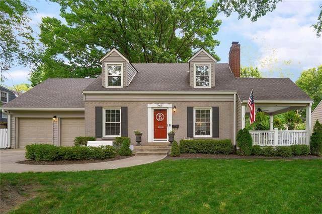 7803 Cambridge Street, Prairie Village, KS 66208 (#2324457) :: Ron Henderson & Associates