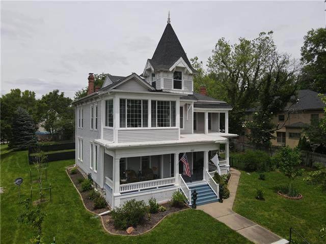623 Laramie Street, Atchison, KS 66002 (#2324728) :: Tradition Home Group   Better Homes and Gardens Kansas City