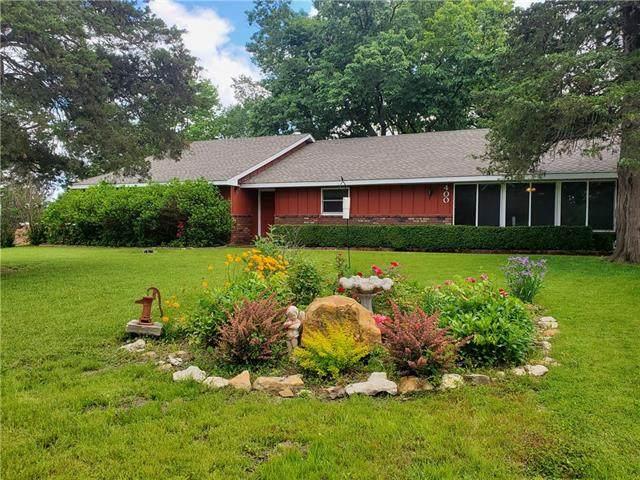 400 Lee's Circle Drive, Fort Scott, KS 66701 (#2324856) :: Ron Henderson & Associates