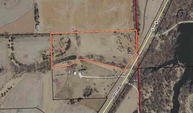 Lot 1 Chieftain Road, Tonganoxie, KS 66086 (#2324871) :: The Kedish Group at Keller Williams Realty