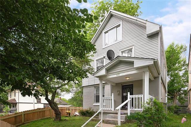 428 Askew Avenue, Kansas City, MO 64124 (#2324954) :: ReeceNichols Realtors