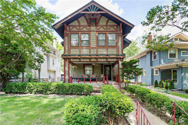5824 Locust Street, Kansas City, MO 64110 (#2325025) :: Ask Cathy Marketing Group, LLC