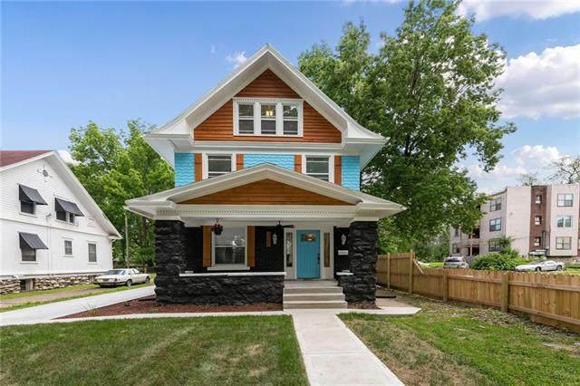 2907 Lockridge Avenue, Kansas City, MO 64128 (#2325123) :: Team Real Estate