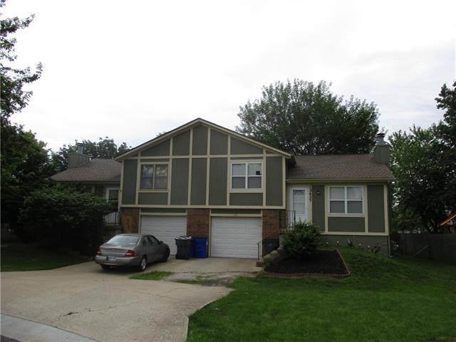 13851 S Alden Court, Olathe, KS 66062 (#2325191) :: Team Real Estate