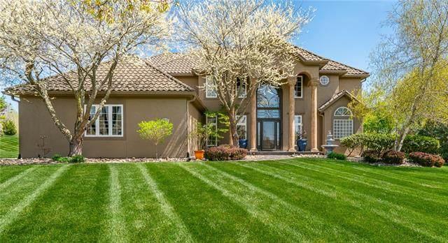 5503 W 148 Terrace, Overland Park, KS 66223 (MLS #2325299) :: Stone & Story Real Estate Group