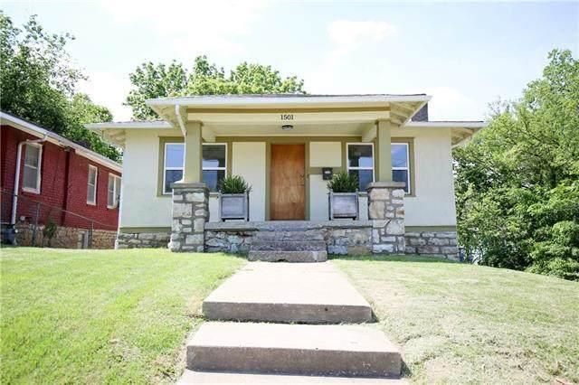 1501 E 49th Street, Kansas City, MO 64110 (#2325300) :: Audra Heller and Associates