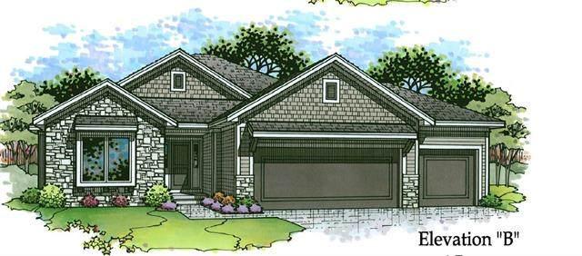 26138 W 96th Street, Lenexa, KS 66227 (#2325321) :: Tradition Home Group | Better Homes and Gardens Kansas City