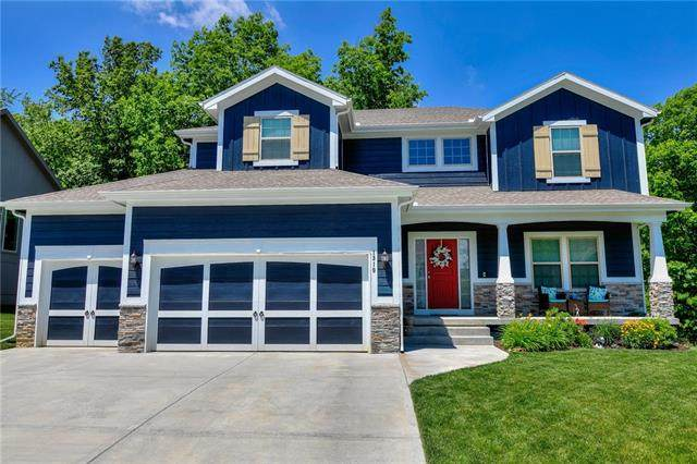 1310 Melissa Court, Kearney, MO 64060 (#2325336) :: Team Real Estate