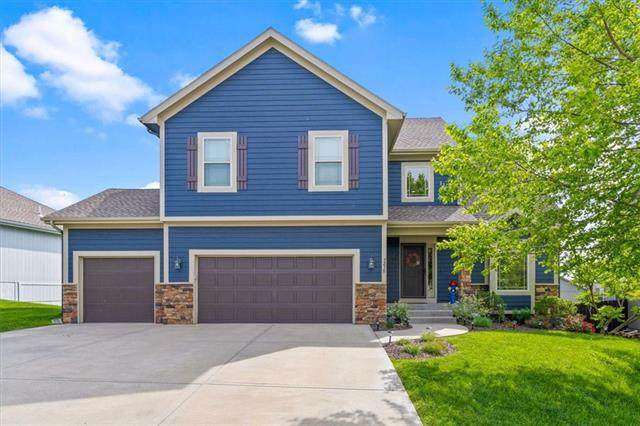 3230 N 123RD Terrace, Kansas City, KS 66109 (#2325399) :: ReeceNichols Realtors