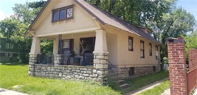 4608,4618,4624 Forest Avenue, Kansas City, MO 64110 (#2325428) :: Austin Home Team