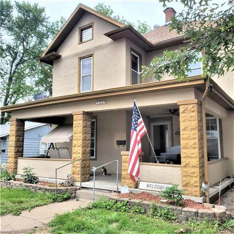 432 S 6th Street, Atchison, KS 66002 (#2325520) :: Tradition Home Group   Better Homes and Gardens Kansas City