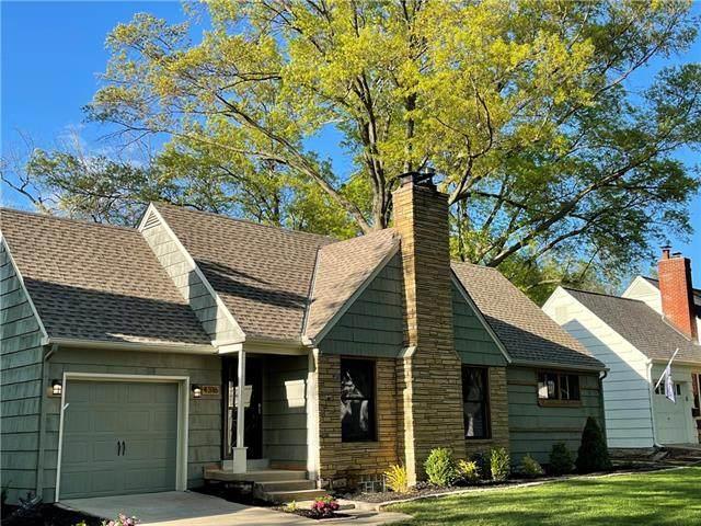 4316 W 53rd Terrace, Roeland Park, KS 66205 (#2325652) :: Five-Star Homes