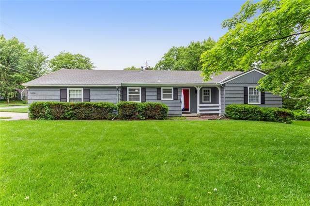 5016 W 69th Street, Prairie Village, KS 66208 (#2325656) :: Audra Heller and Associates