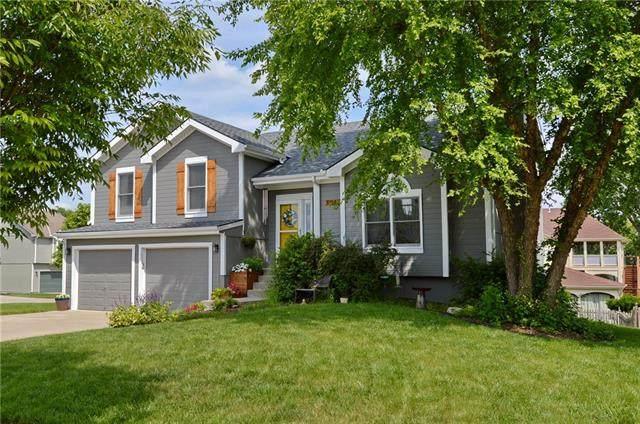 10942 N Lane Avenue, Kansas City, MO 64157 (#2325770) :: Austin Home Team