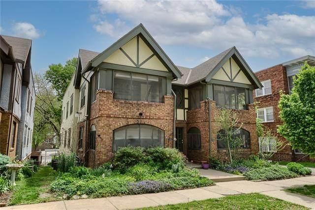 5039-41 Wyandotte Street, Kansas City, MO 64112 (#2325816) :: The Kedish Group at Keller Williams Realty