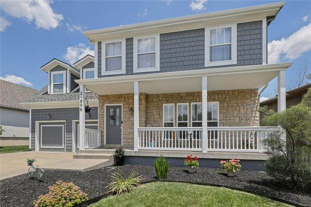 21806 W 121st Terrace, Olathe, KS 66061 (#2325866) :: Ask Cathy Marketing Group, LLC