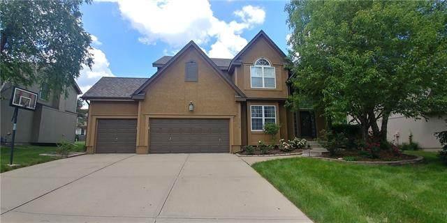 5704 W 154 Street, Overland Park, KS 66223 (#2325924) :: Ron Henderson & Associates
