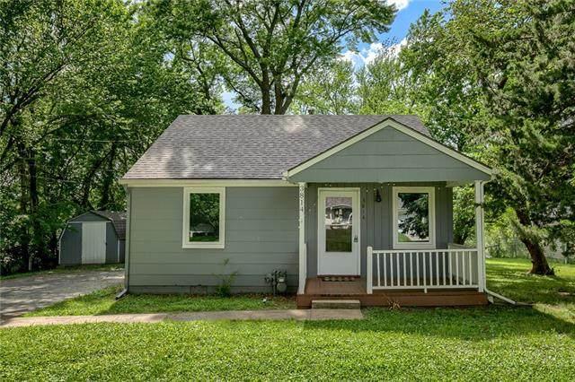 3814 N Kensington Avenue, Kansas City, MO 64117 (#2325933) :: Five-Star Homes