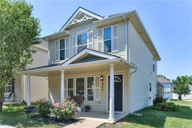 408 NE Coldwater Creek Drive, Grain Valley, MO 64029 (#2325935) :: Five-Star Homes