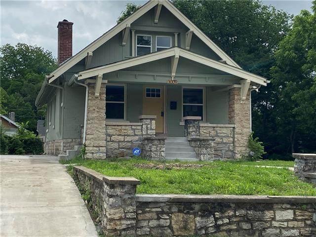 3009 Bellefontaine Avenue, Kansas City, MO 64128 (#2325976) :: The Kedish Group at Keller Williams Realty