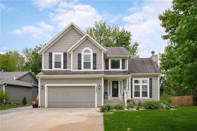 19991 W 219th Street, Spring Hill, KS 66083 (#2326041) :: Dani Beyer Real Estate