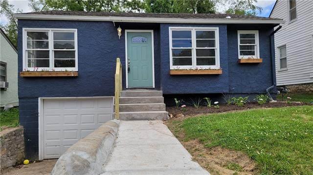3517 45 Terrace, Kansas City, MO 64130 (MLS #2326076) :: Stone & Story Real Estate Group