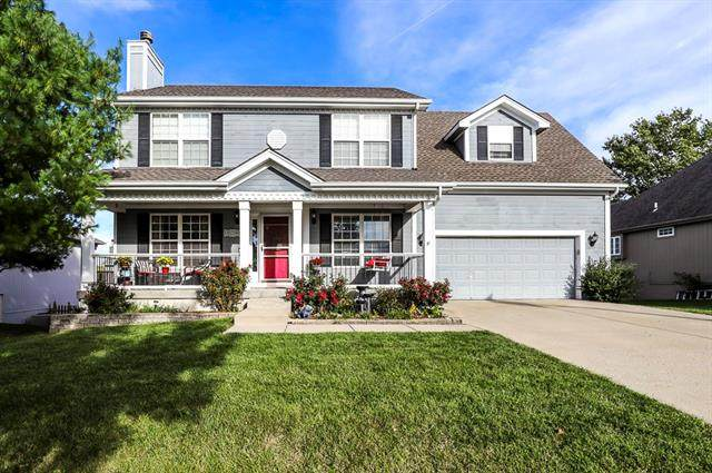 1113 Silhouette Drive, Kearney, MO 64060 (#2326172) :: The Rucker Group
