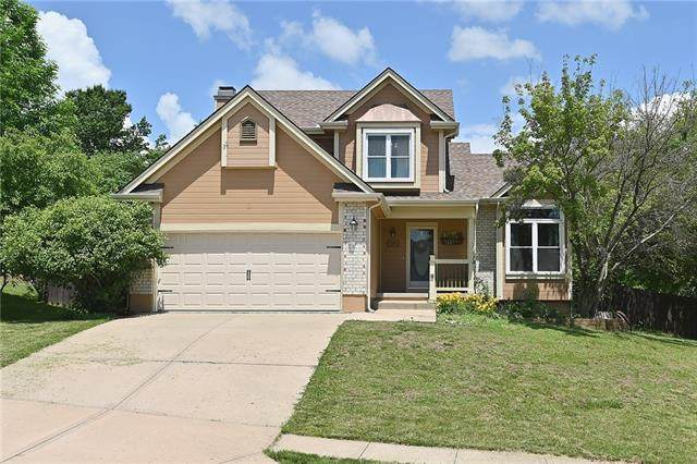 104 Jasmine Circle, Smithville, MO 64089 (#2326340) :: Ron Henderson & Associates
