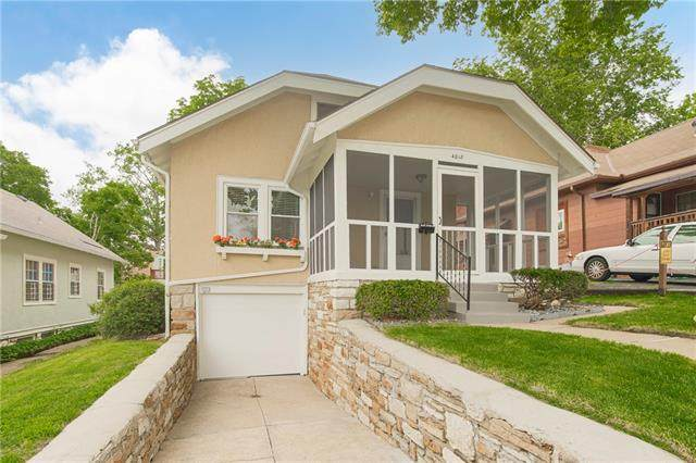 4818 Mercier Street, Kansas City, MO 64112 (#2326390) :: Audra Heller and Associates