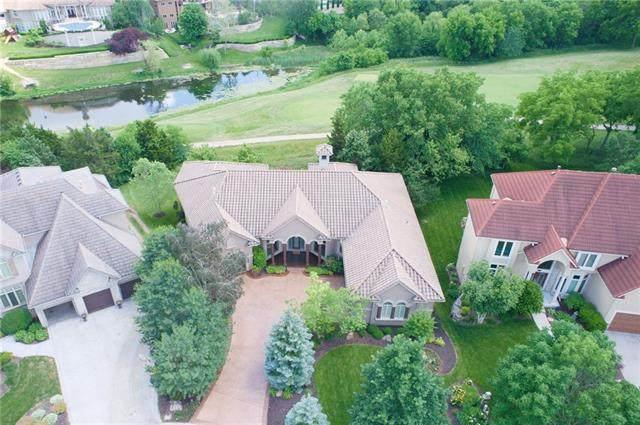 21111 W 95th Terrace, Lenexa, KS 66220 (MLS #2326428) :: Stone & Story Real Estate Group