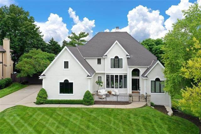 5717 W 128th Terrace, Overland Park, KS 66209 (#2326473) :: Team Real Estate