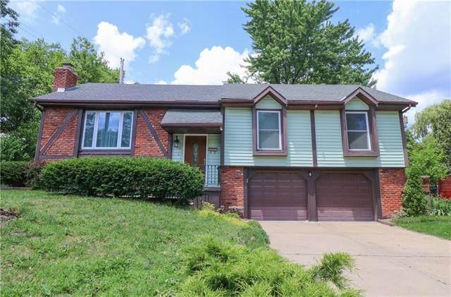 6012 W 95th Street, Overland Park, KS 66207 (#2326740) :: Team Real Estate