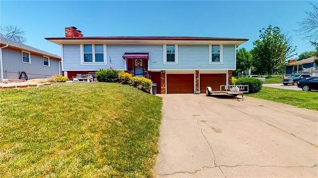 4609 Badger Street, St Joseph, MO 64506 (#2326768) :: Tradition Home Group   Better Homes and Gardens Kansas City