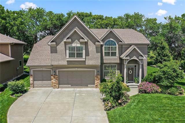 15410 W 163rd Terrace, Olathe, KS 66062 (#2326787) :: Tradition Home Group | Better Homes and Gardens Kansas City