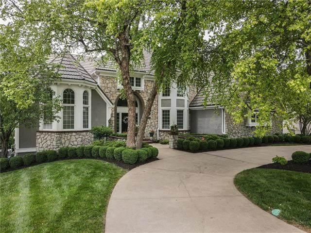 11350 W 121st Terrace, Overland Park, KS 66213 (#2326804) :: Ron Henderson & Associates