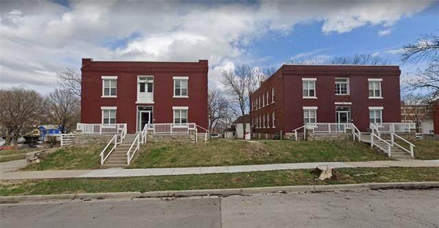 509 Benton Boulevard, Kansas City, MO 64124 (#2326827) :: The Kedish Group at Keller Williams Realty