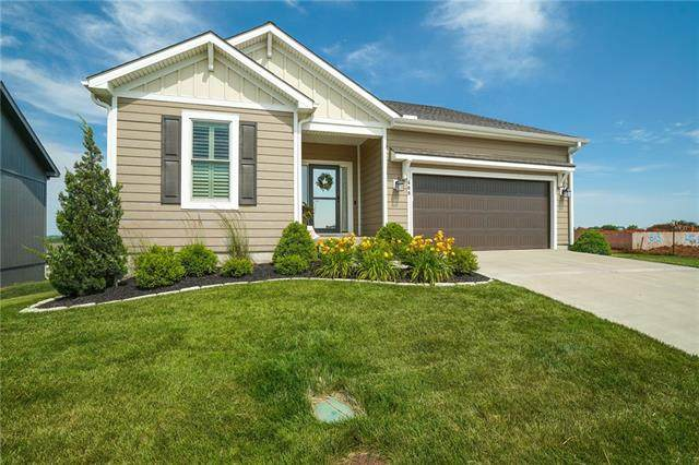609 SW Brummel Road, Lee's Summit, MO 64081 (#2326831) :: Tradition Home Group | Better Homes and Gardens Kansas City