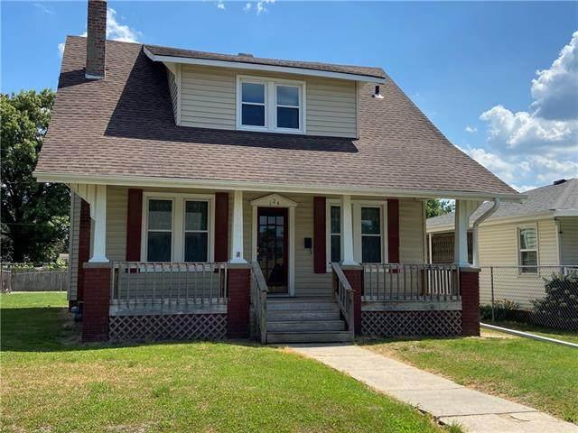 124 Fulkerson Street, St Joseph, MO 64504 (#2326911) :: Five-Star Homes