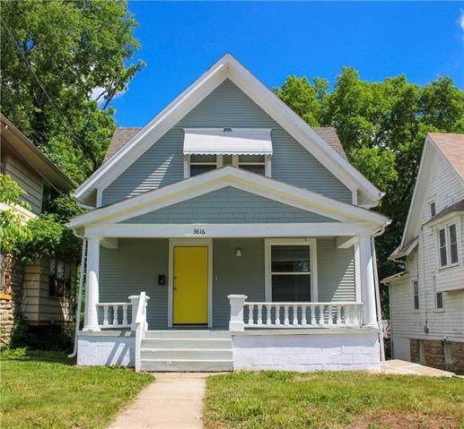 3816 E 60th Street, Kansas City, MO 64130 (#2326980) :: The Rucker Group