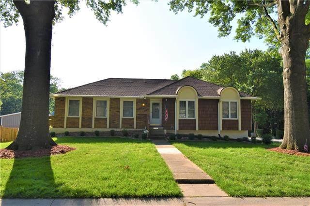 1107 S Prospect Street, Kearney, MO 64060 (#2327110) :: Ron Henderson & Associates
