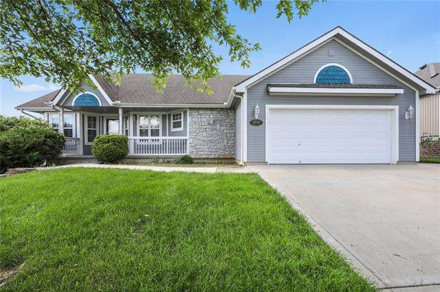 4218 Clayton Court, Leavenworth, KS 66048 (#2327151) :: Five-Star Homes