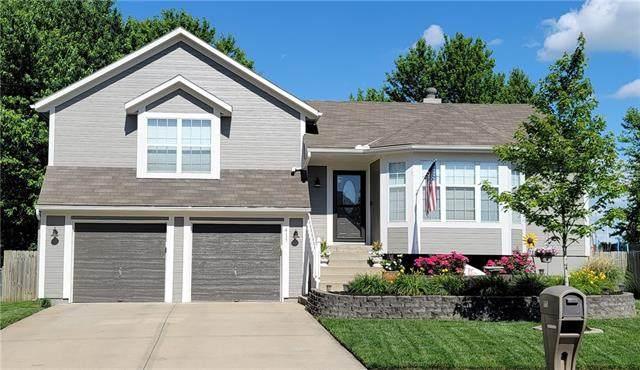 415 N Evergreen Street, Gardner, KS 66030 (#2327170) :: Tradition Home Group   Better Homes and Gardens Kansas City