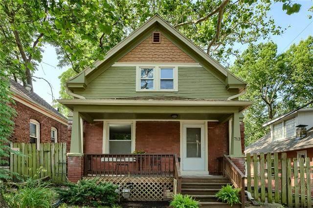 713 E 43rd Street, Kansas City, MO 64110 (#2327236) :: Dani Beyer Real Estate