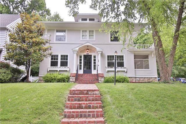 5551 Locust Street, Kansas City, MO 64111 (#2327283) :: Audra Heller and Associates