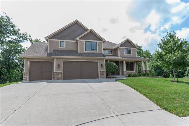 9201 N Overton Avenue, Kansas City, MO 64157 (#2327376) :: Tradition Home Group | Better Homes and Gardens Kansas City