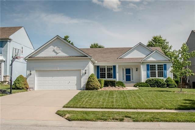 14454 W 140th Street, Olathe, KS 66062 (#2327395) :: Eric Craig Real Estate Team